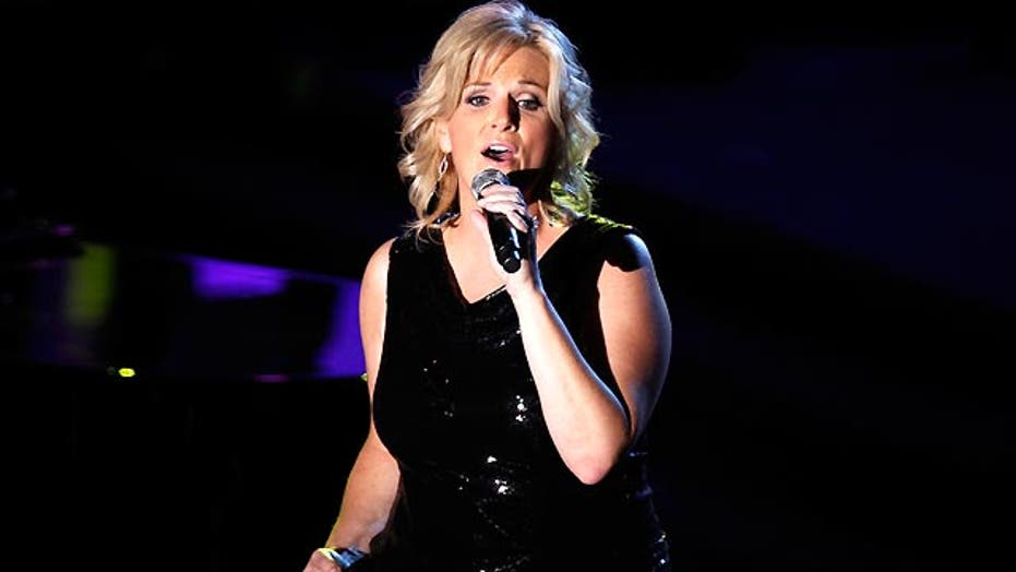 Trisha Yearwood's 1st album in 7 years