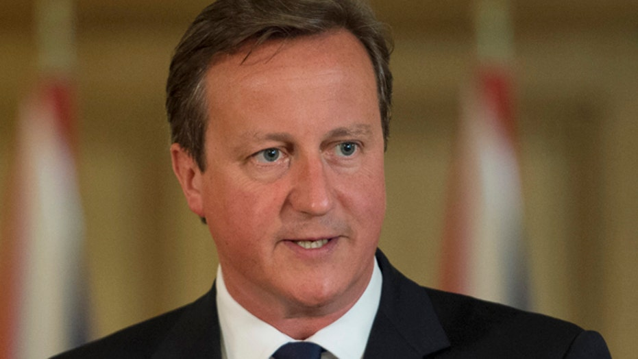 British PM: World 'cannot appease' radical Islam