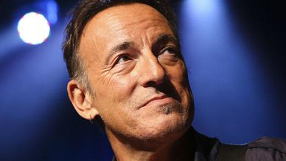 Bruce Springsteen pens children's book