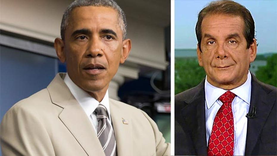 Krauthammer on Obama's ISIS policy