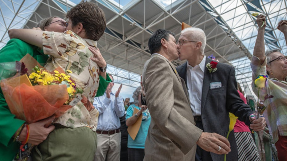 IRS to recognize gay marriages