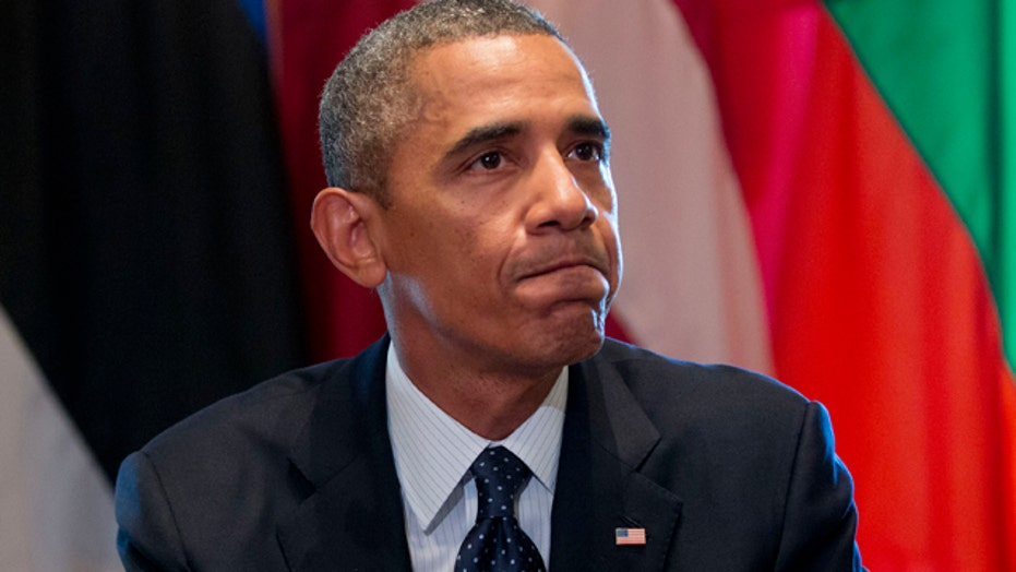 Obama: This kind of attack is a 'challenge to the world'