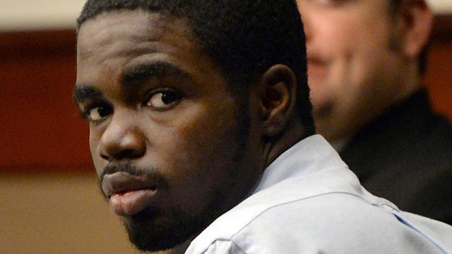 Jury finds De'Marquise Elkins guilty of murder