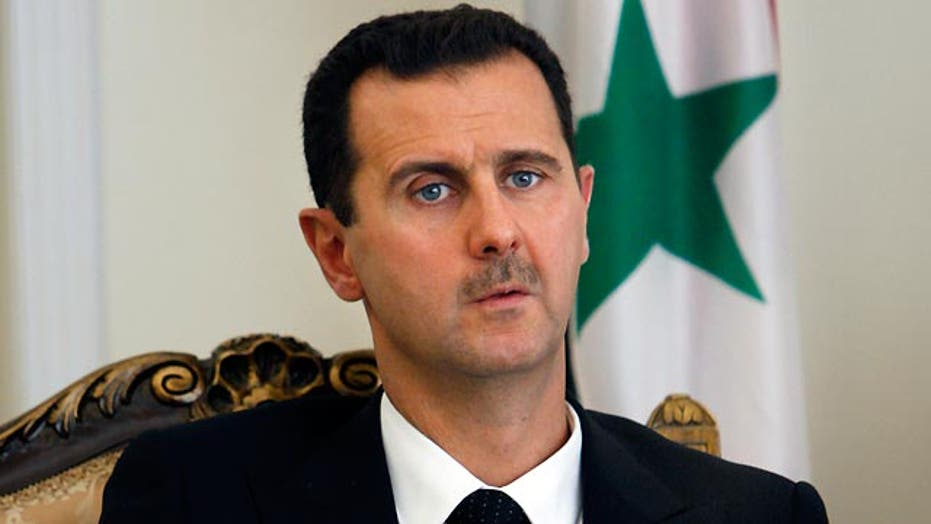 Does Assad know too much about potential US battle plan?