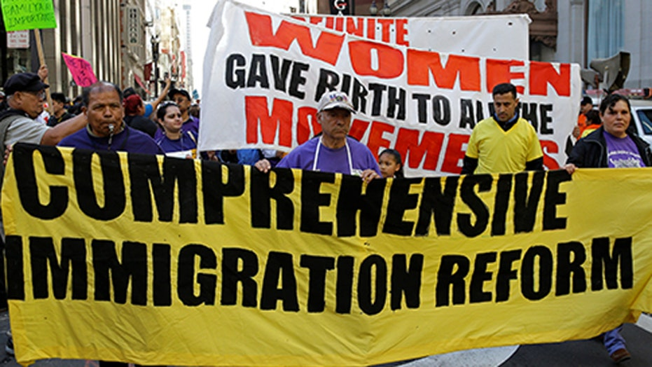 How would amnesty for illegal immigrants impact economy?