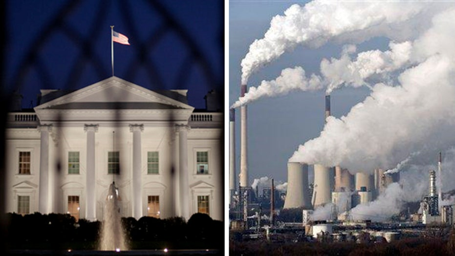 Will White House's global warming deal put US jobs on ice?