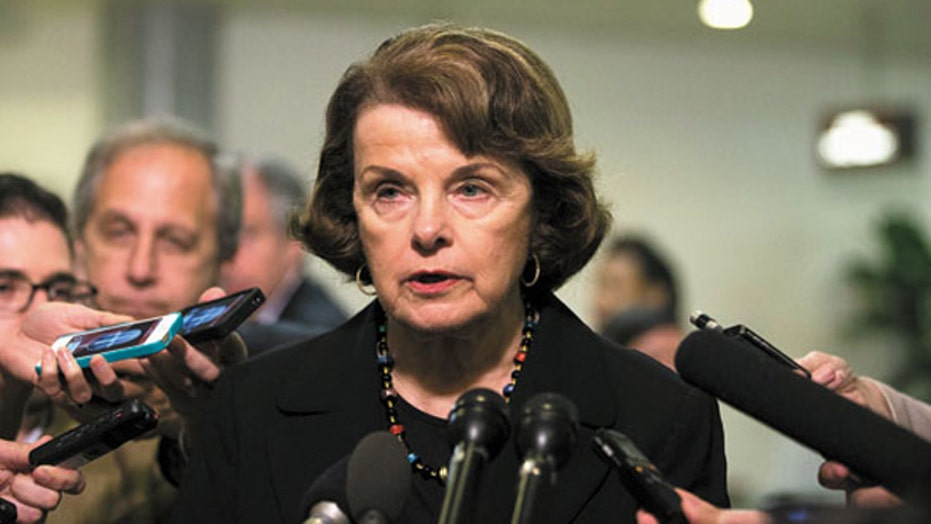 Look Who's Talking: Sen. Dianne Feinstein