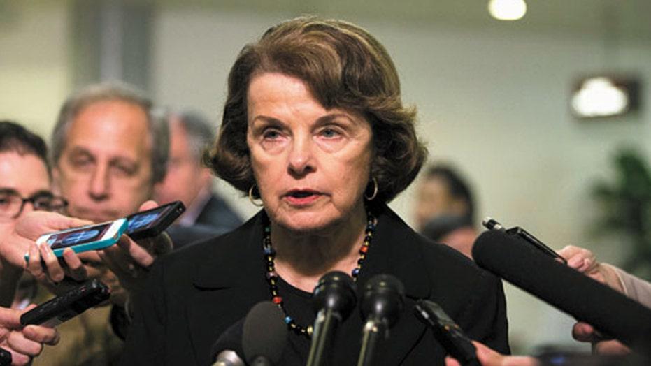 Look Who's Talking: Sen. Dianne Feinstein