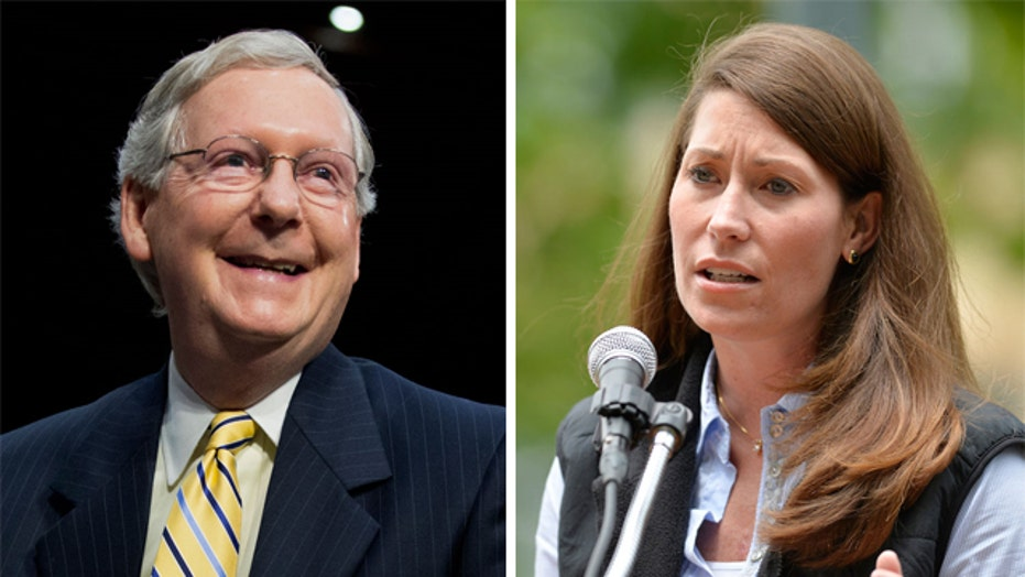 A look inside the Kentucky Senate race