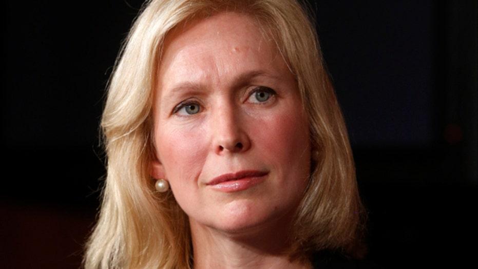 Should Kirsten Gillibrand reveal harassing senators' names?