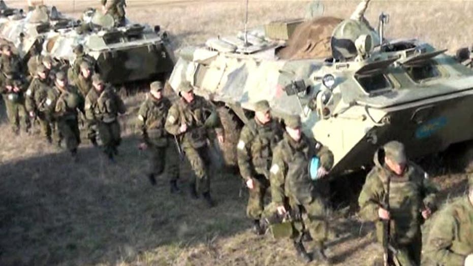Russia-Ukraine crisis hits tipping point?