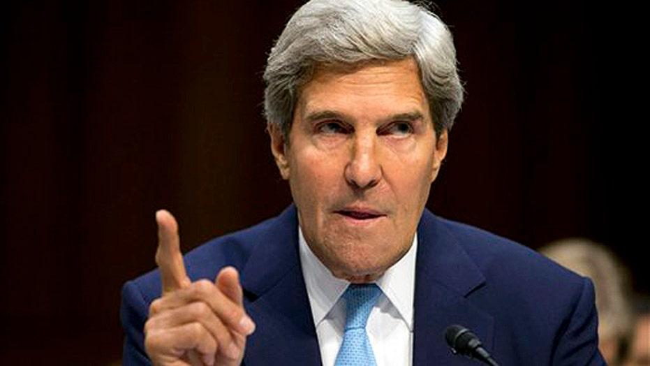 Kerry Testifies About Western Inaction