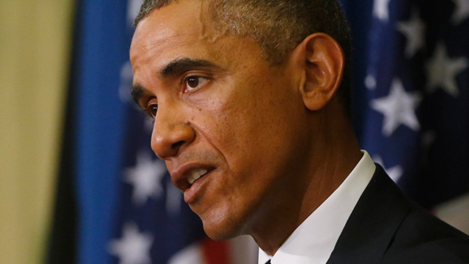 Obama: Our objective is to degrade and destroy ISIS