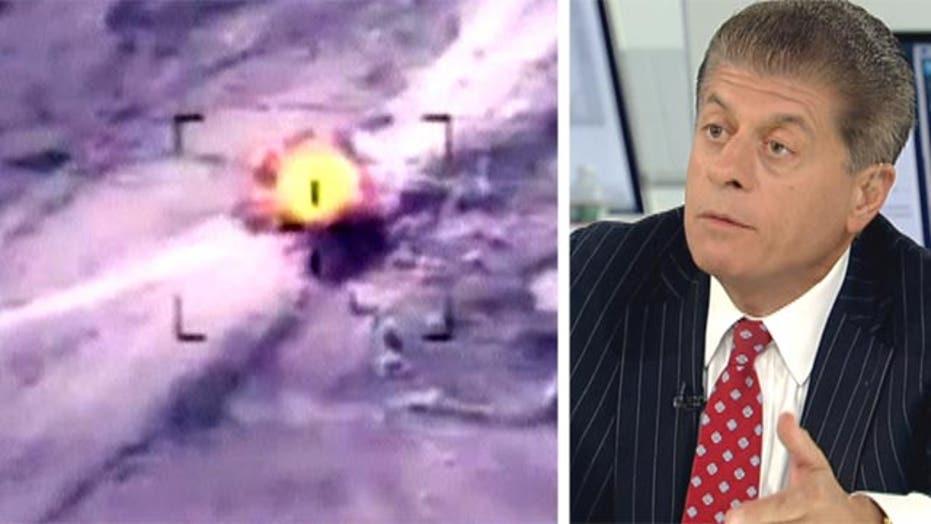 Judge Napolitano breaks down legality of ISIS strikes