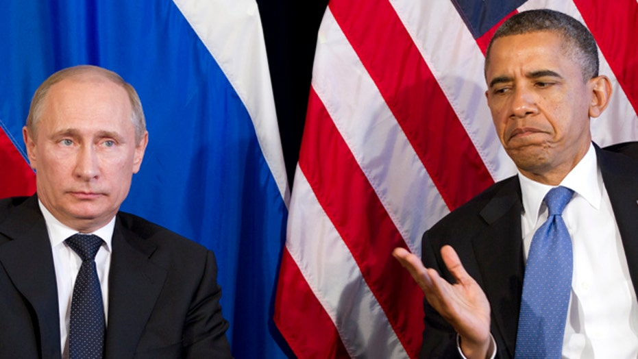Chilly Obama-Putin relationship could overshadow G20
