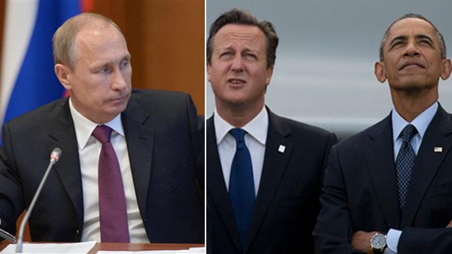 Putin's new target a NATO member state?