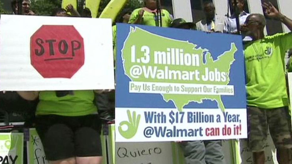 Nationwide wage protests ignore economic reality?