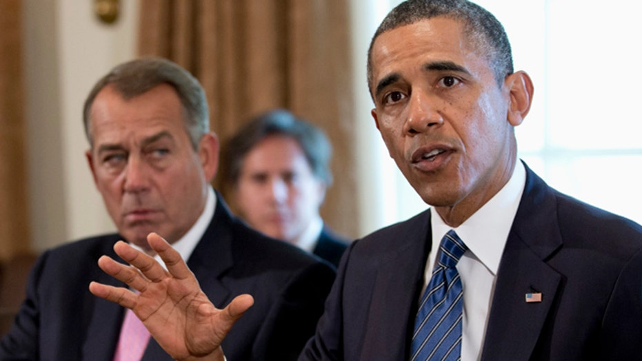 Syria scramble: Should Congress support President Obama?