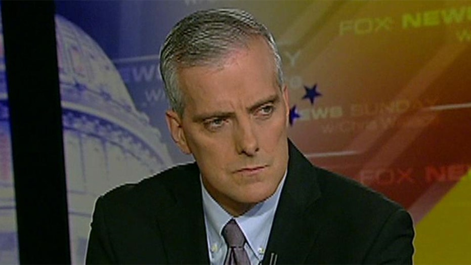 White House chief of staff makes case for US strike on Syria