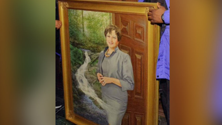 Tax dollars used for government portraits