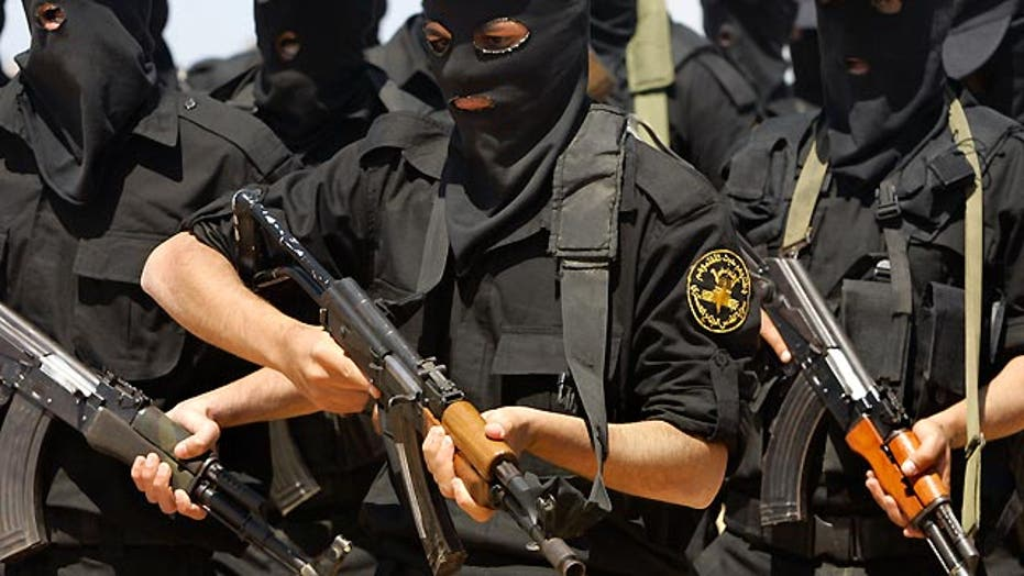 Is jihadist message gaining larger following in Mideast?