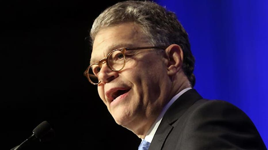 Funnyman Franken could face serious re-election race