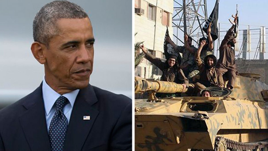 Obama: ISIS offensive includes no plans for US ground troops