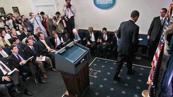 BIAS BASH Media is not holding Obama accountable on Syria