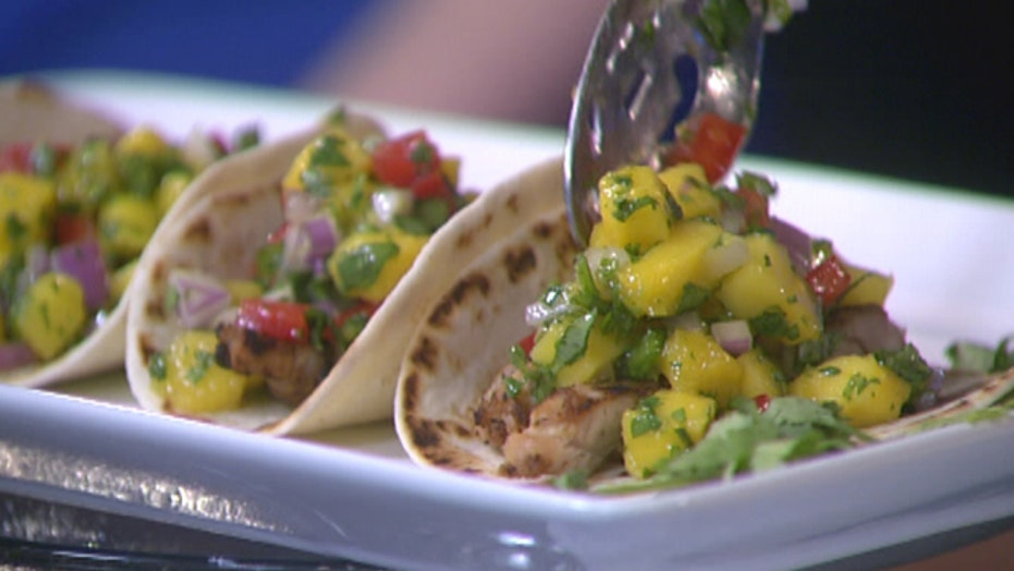 Style guru Clinton Kelly shares easy mango recipes