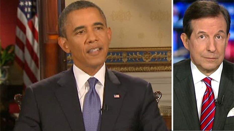 President Obama's complete turnaround on Syria