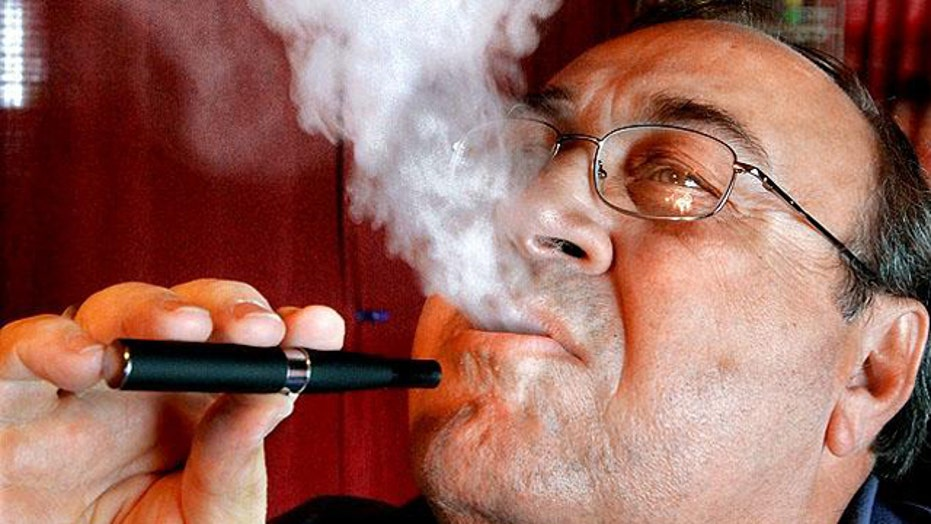 Study: e-cigarettes helping smokers quit