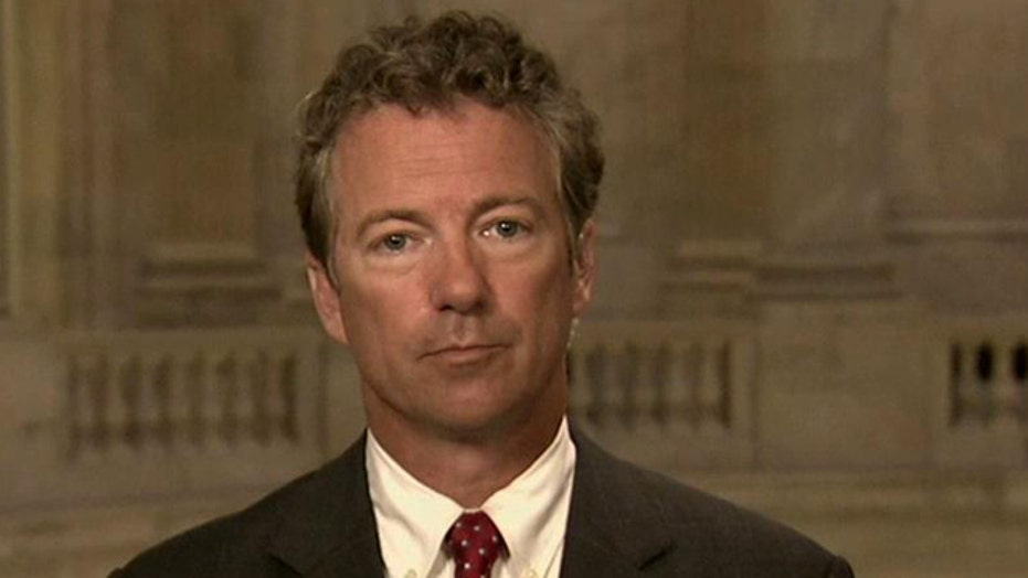 Would Rand Paul support a 'Plan B' on Syria?