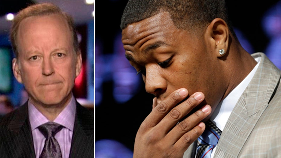 Jim Gray blasts a 'massive failure of judgment' on Ray Rice