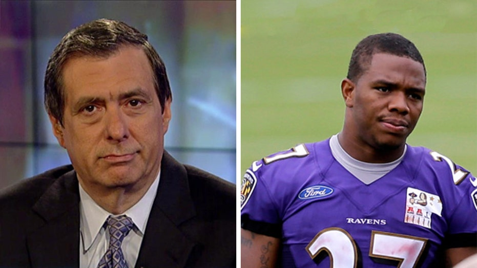 Kurtz on Ray Rice coverage: 'The media are not the problem'