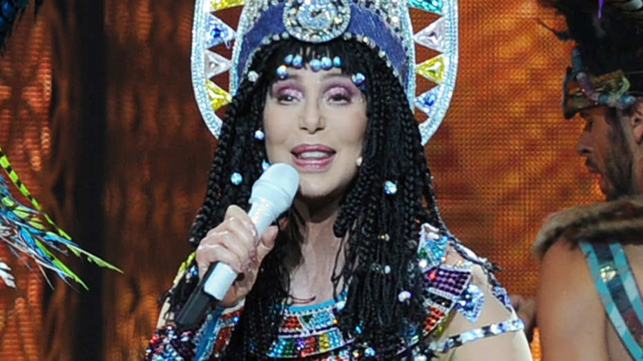 Cher too sick to tour