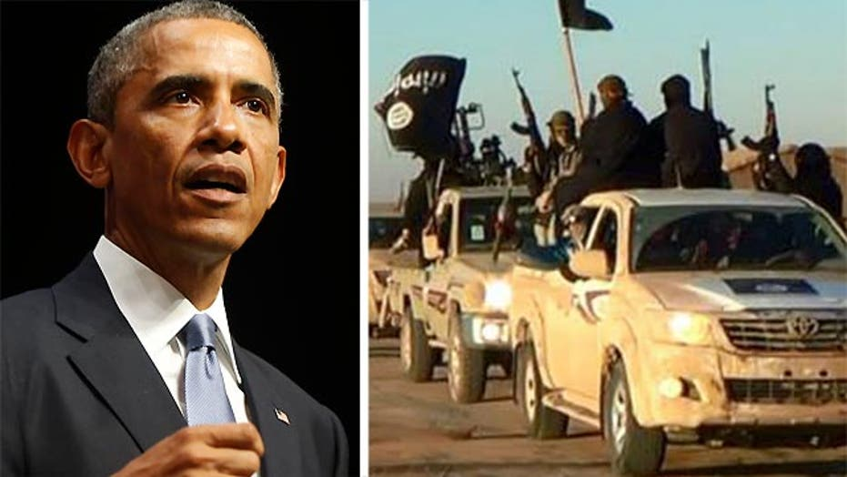 Admin pressured to outline an 'exact' plan for ISIS crisis