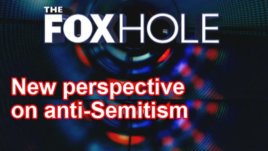 The Foxhole 9/10: A new perspective on anti-Semitism today