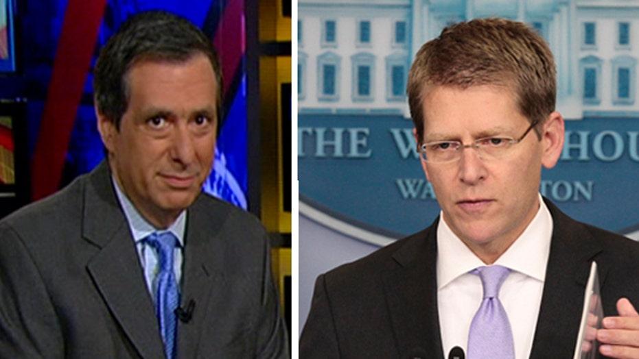 Kurtz on Carney: Just a surrogate for Obama?