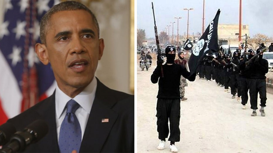 Obama prepares to address the nation on ISIS