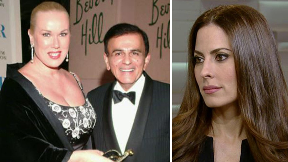 Kerri Kasem locked in brutal dispute with dad's widow