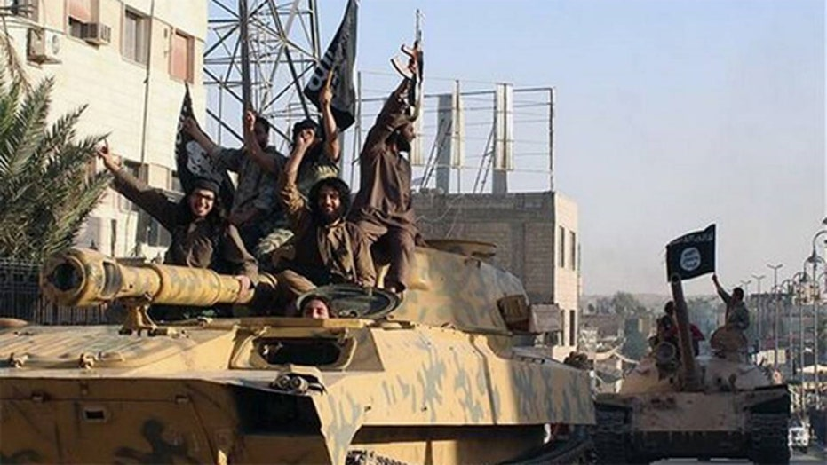 Obama ready to order airstrikes against ISIS in Syria