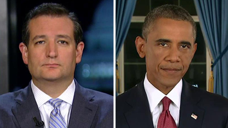 Cruz: Obama's ISIS remarks are 'fundamentally unserious'