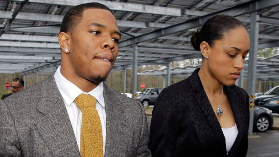 Focus on domestic abuse amid Ray Rice situation
