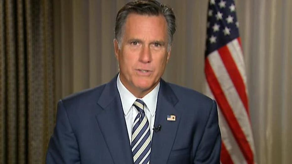 Romney: 'We have to be serious about going after' jihadists