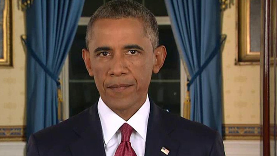 Obama: We will 'degrade and ultimately destroy' ISIL