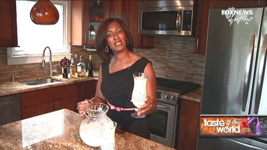 Hispanic Heritage: How to make Mexican horchata