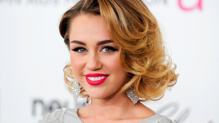 Who's behind Miley Cyrus' wild transformation?