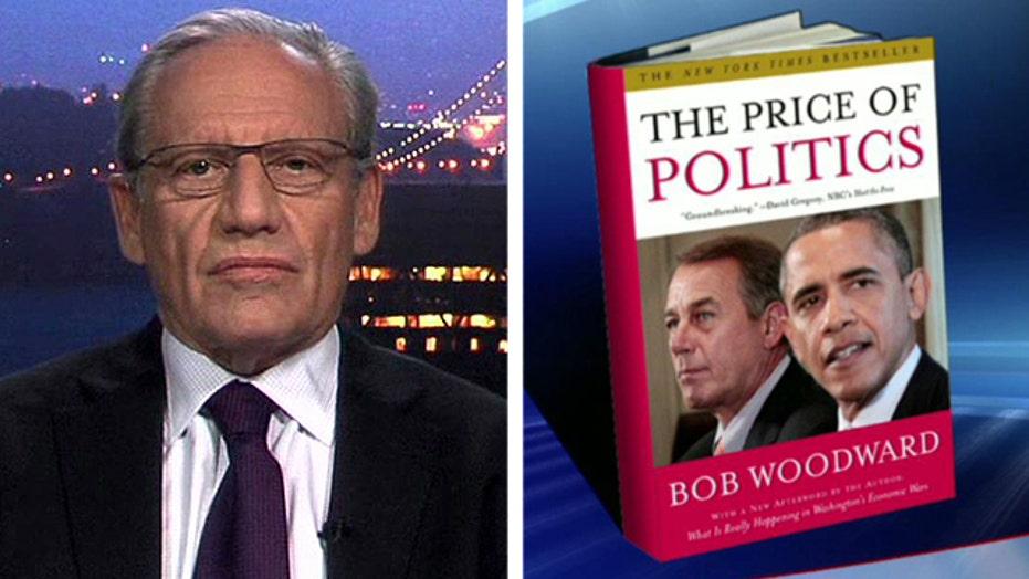 Bob Woodward: Syria strategy doesn't add up