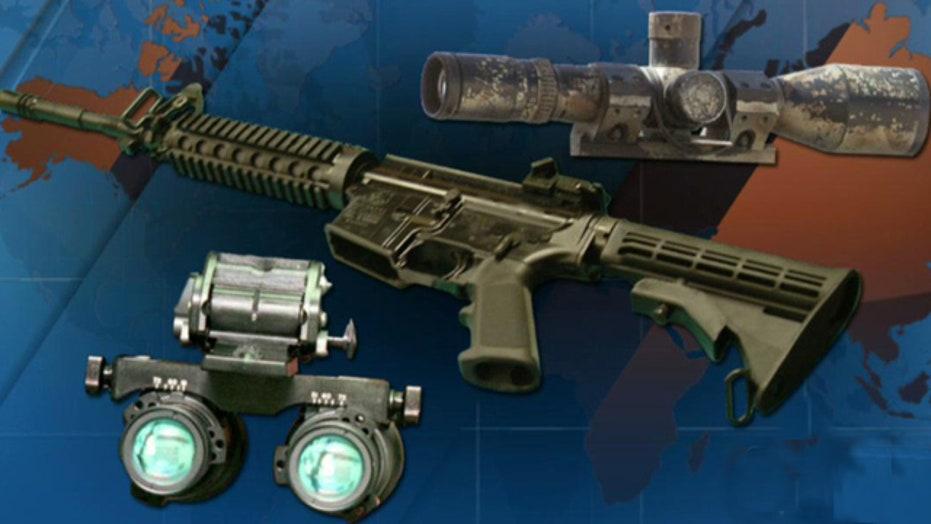 Highly sensitive US equipment stolen in Libya