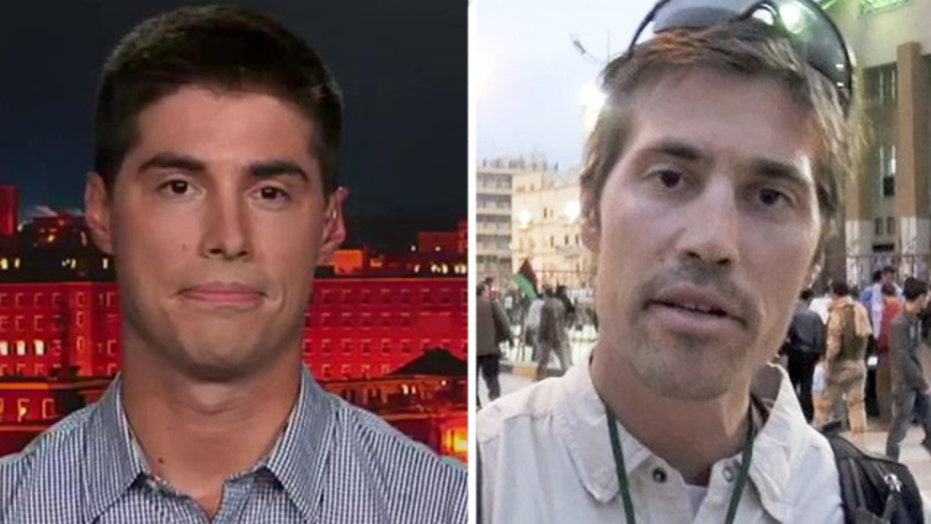 Exclusive: James Foley's brother speaks out
